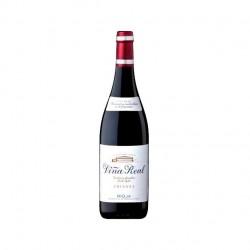 Botellita vino Viña Real crianza (37.5 cl)