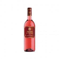Botellita vino Marques de Cáceres Rosado (37.5 cl)