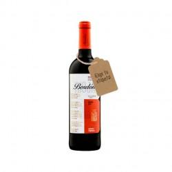 Botellita vino Bordón crianza (37.5 cl)
