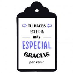 etiqueta boda dia especial regalo invitados