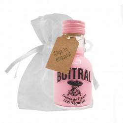 Crema de fresas con tequila Buitral
