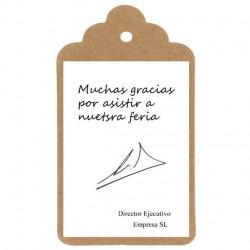 "ETIQUETA Nº26: ""FERIA"""