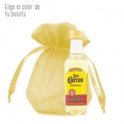 Botellita tequila JOSE CUERVO