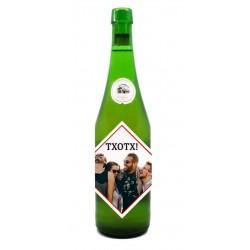 Botella Sidra Petritegi Txotx