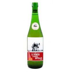 "Botella Sidra ""La primera de muchas"""