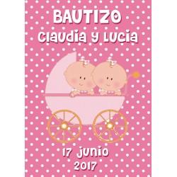 Etiqueta Bautizo nº12: