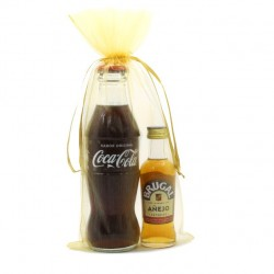KIT RON COLA: Ron Brugal y Coca-Cola