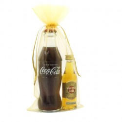 KIT RON COLA: Ron Havana y Coca-Cola