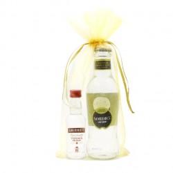 KIT VODKA TONIC: Vodka Smirnoff y tónica Nordic Original