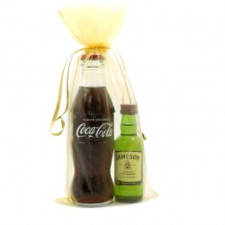 KIT WHISKY COLA: Whisky Jameson y Coca-cola