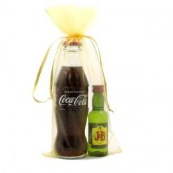 KIT WHISKY COLA: Whisky J&B y Coca-cola