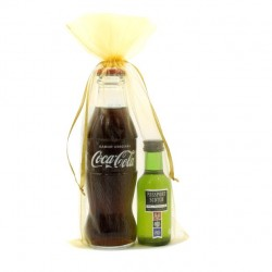 KIT WHISKY COLA: Whisky Passport y Coca-cola