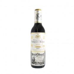 Botellita vino Marques de Riscal Reserva (37.5 cl)