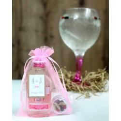 Botellita ginebra Gordon´s Pink