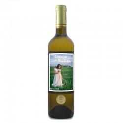 Botella de vino comunion personalizada con foto