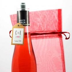Botellita vino Cresta Rosa (37.5 cl)