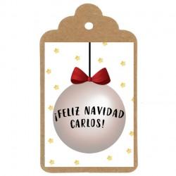 bola navidad diseño feliz navidad