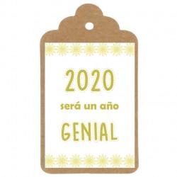 año genial feliz año 2020