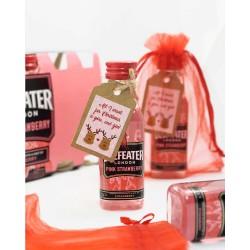 Botellita ginebra rosa Beefeater Pink