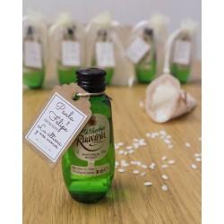 Botellita licor de hierbas Ruavieja