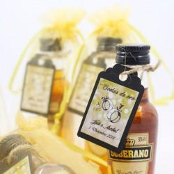 Botellita brandy Soberano