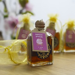 Botellita brandy Lepanto