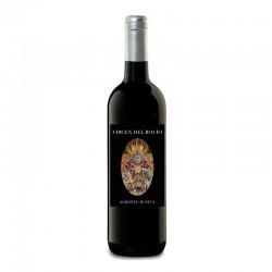 Botella vino virgen para regalar en cofradías o hermandades