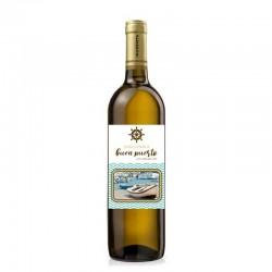 """Botella vino blanco """"LOS CÁRMENES"""""""