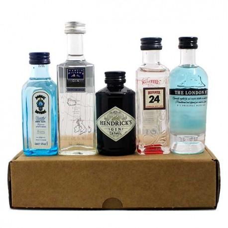 "Caja botellitas ""Gin Tonic Premium"""