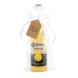 Cerveza Corona personalizada para celebración