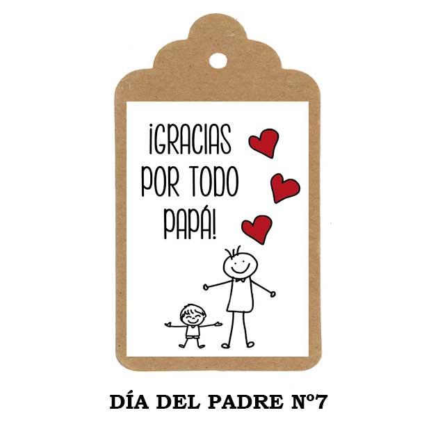 Licores Día del Padre - etiqueta personalizada Nº7