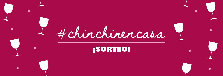 Sorteo #chinchinencasa de Etiqueta Voltereta