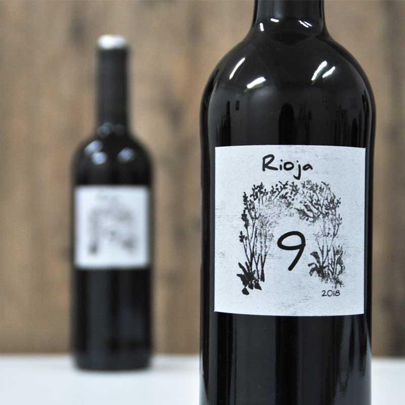 Diseña la etiqueta de tu botella de vino
