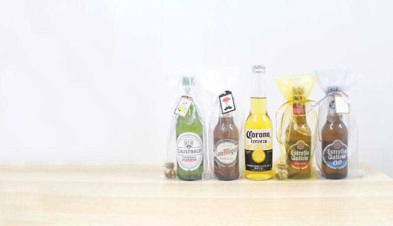 Cervezas personalizadas para eventos